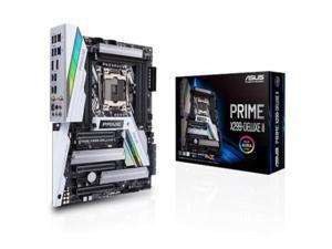For Asus PRIME X299-DELUXE II Desktop Intel X299 DDR4 Motherboard LGA LGA 2066 USB3.0 M.2 SATA3