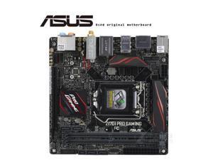 For ASUS Z170I PRO GAMING motherboard Socket LGA1151  DDR4 Z170 Desktop Motherboard