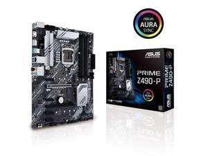 For Asus PRIME Z490-P Desktop Intel Z490 Z490M DDR4 Motherboard LGA 1200  i7/i5/i3 USB3.0 M.2 SATA3