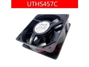 for  Computer Cooling Case Fan For Royal Fan UTHS457C All-metal high-temperature fan 230VAC 20/18W 120*120*38MM