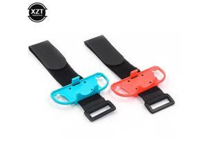 2PCS Game Wrist Band for Nintendo Switch for Joy-Con Controller Adjustable Just-dance Wristband Hand Straps Games Accessories
