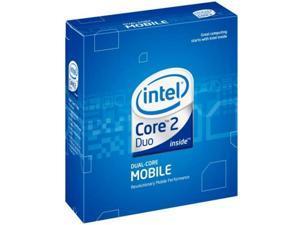 Intel Core 2 Duo T8300 2.40 GHz 3M L2 Cache 800MHz FSB Socket P Mobile Processor