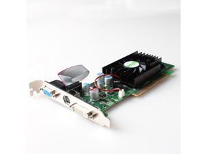 MQX GeForce 6200 512MB 64Bit DDR2 AGP 2X 4X 8X Video Card