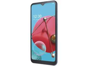 "LG K51 6.5"" 32GB Storage/3GB RAM Factory Unlocked Smartphone (LMK500UM) - Black"