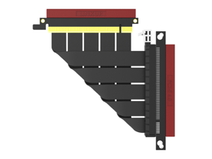 SSUPD Meshlicious Case Accessory - Premium PCIe 4.0 x16 Extension Cable, 140mm GPU Riser Card