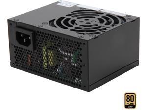 SilverStone 450W ST45SF-G SFX Power Supply (80PLUS Gold / Full Module / 8CM Silent Fan / Single 12V / Active PFC)