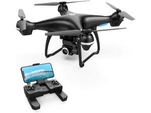 Holy Stone HS100 GPS Drone with 2K FHD Camera, GPS Return Home & Follow Me, Black
