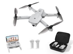 Holy Stone HS175 GPS Drone with 2K UHD Camera, 5GHz FPV Transmission, Custom Flight, 2 Batteries for 40 Min + Carrying Case
