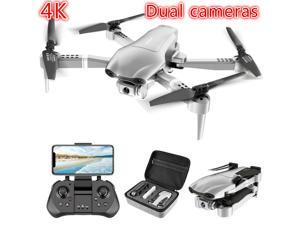 F3 GPS Drone With 4K HD Dual Camera WIFI FPV RC Quadcopter Foldable Drone