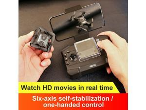 2020 Mini Drone Selfie WIFI FPV With HD Camera Foldable RC Quadcopter Toy NEW