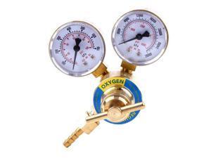 CGA 540 Welding Gas Welder Oxygen Regulator Oxy Pressure Gauge Torch Cutting