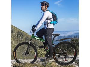26 inch Full Suspension Mountain Bike 21 Speed Folding Bike Non-slip Bike