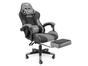 Furgle Gaming Chair Office Chair Executive Computer Chairs Seating Recliner W/Footrest