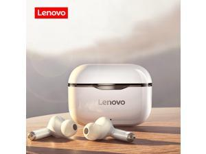 Lenovo LP1 wireless bluetooth Headphones binaural sports running in-ear for Apple vivo Android oppo Huawei iphone11 universal noise reduction long standby battery life chicken game