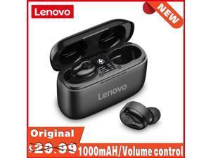 Furgle Lenovo HT18 Wireless TWS 5.0 Earbuds 1000mAH Battery LED Display Volume Control Earbuds HIFI Stereo HD Talking Stock