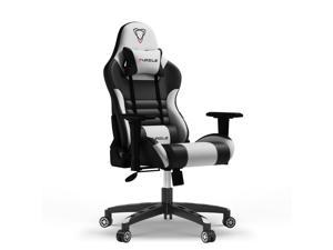 Furgle Ergonomic Racing Gaming Chair Office Computer Executive Chair PU Leather High Back