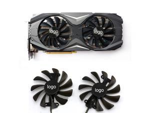 95mm Cooling Fan for ZOTAC GeForce GTX 1080 1070 AMP Edition GPU Graphics Card