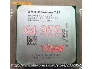 AMD Phenom II X4 955 3,2 Ghz L3 = 6MB Quad-Core procesador Socket AM3/938-pin x4 955