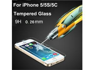 Tempered Glass Screen Protector For Apple iPhone 5 5S 5C SE iPhone 5S iPhone 5C iPhone SE Protective Film Guard