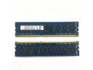 hynix DDR3 4GB 1600MHz RAM 4GB 2Rx8 PC3-12800U-11 ddr3 4gb 1600 desktop memory good working