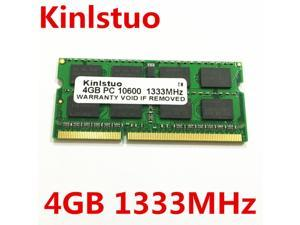 Laptop memory Ram for Micron MT DDR3 4G 1333 4GB 2Rx8 PC3-10600S-9-11-FP
