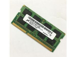 Micron  DDR3 ram 4GB 1333MHz RAMs 4GB 2RX8 PC3L-10600S-9-11-FP DDR3 1333 4GB Laptop memory 204pin