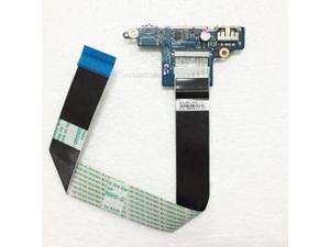 For Lenovo IdeaPad Z510 USB Card Reader Audio Board With Cable AILZA NS-A182
