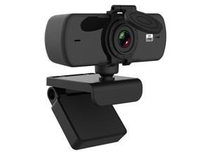 USB 2K HD Webcam Computer Laptop Webcam for PC Online Learning Video Call Cl