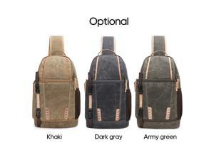 Camera Bag Backpack Large Capacity Waterproof Shockproof Outdoor Photography Travel Laptop Small Accessories