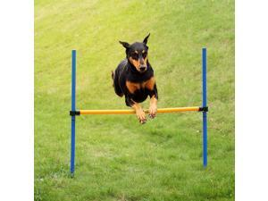 Outdoor Pet Dog Agility Sports Games Training Equipment Dogs Jump Hurdle Bar Obedience Show Activity Agility