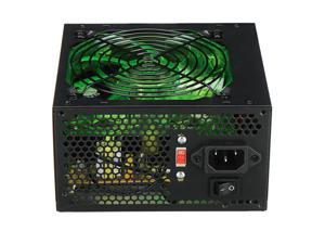 120MM 800W Power-Supply with LEDs Fan Computer 110~220V Manual Switching Voltage