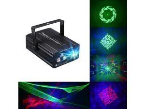 AC110-220V 20W LED Mini Water Wave Ripple Effect Stage Light Lighting