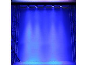 12 L-EDs UV PAR Light Ultraviolet Lamp for Stage Disco Bar