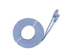 CAT.6 Ethernet Cable Household Gigabit CAT6 Network Cable RJ45 Patch Cable  PVC Soft Cable High Speed Network