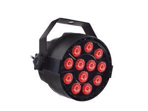 AC90-240V 18W 12 * 3 in 1 RGBW LED Stage Par Light Lighting Fixture