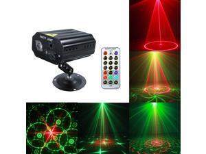AC100-240V 5W 3 LEDs Mini Stage Light
