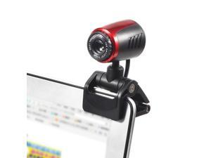USB Webcam With Mic Web-Camera Built-in Sound Gaming Microphone for Online Lesson Desktop Computer Camera