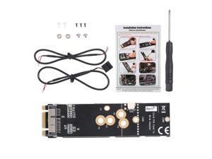 M.2 NVME SSD Adapter Card Connector Converter For BCM94360CD BCM94331CD BCM94360CS BCM943602CS BCM94360CS2