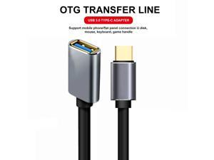 Type-c / USB-C OTG Adapter Cable USB 3.0 Data Cable Connect to Mobile Phone USB Flash Drive MP3 for Huawei