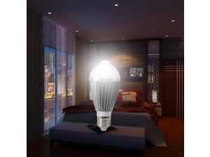 A C 85-265 V 7 W LEDs Light Bulb with PIR Motion Sensor & Light Control Auto Detection Lamp Sensitive Human