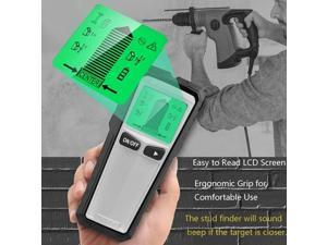 Stud Finder Wall Scanner 5 in 1 Multi-function Electronic Wall Detector Smart Stud Nail Finder Sensor Locator