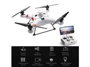 IDEAFLY Poseidon Pro waterproof Fishing Drone with Camera 1080P GPS Positioning 850m 5G WiFi Transmission