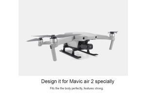 Replacement for DJI Mavic Air 2 Extended Landing Gear Protect Drone Lightweight Easy to Install