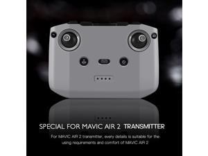 Replacement for DJI Mavic Air 2 Remote Controller Transmitter Silicone Protective Cover Protector Anti-dirt