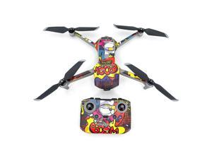 Compatible with DJI Mavic Air 2 RC Drone Remote Controller Decoration Waterproof Decal Skin Sticker