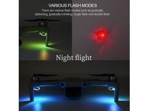 For Mavic Series Drone Mavic Mini RC Drone RC Car 1pcs Led Light Signal Light Warning Light 7 Colors Flashing