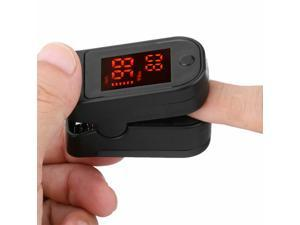 Finger Pulse Oximeter,Blood Oxygen Monitor,OLED Oximeter 2-Way Finger Monitor,Fitness Equipment,Heart Rate & Heart Rate Monitor