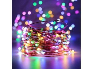 USB LED Light Strings Fairy Light Photo Clip String Lights for Wedding Party Home Bedroom Decor