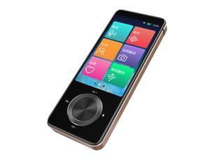 M6 Language Translator Device, Portable Voice Translator 107 Languages Two Way Language Instant Voice Translator,Offline Translators Devices 3.0 Inch Touch Screen