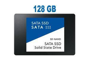 """3D NAND 1TB Internal SSD - SATA III 500 MB/s 2.5""""/7mm Solid State Drive 2.5"""" 128GB 3D NAND"""